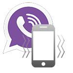 Как отключить вибрацию в Viber