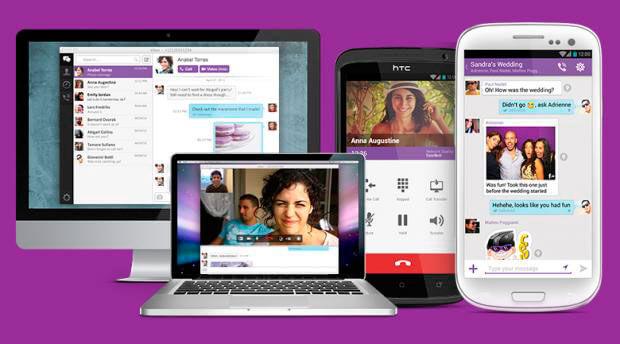 Viber синхронизация контактов