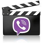 Как отправить видео в Viber